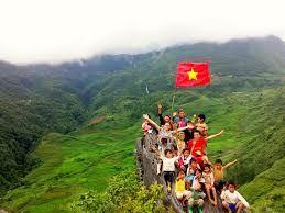 Đoàn du lịch Mai Châu