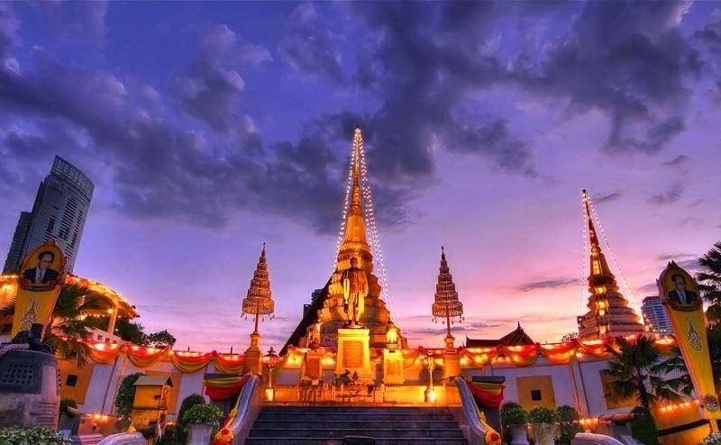 Bangkok-Pattaya - Bay Vietnam Airlines
