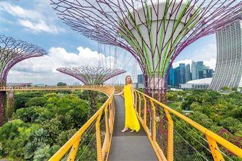 SINGAPORE - MALAYSIA 5 NGÀY 4 ĐÊM