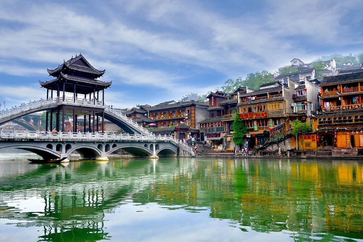 Du lịch Trung Quốc tự do